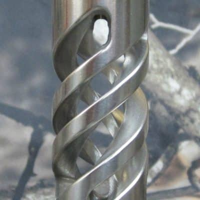 Stainless Steel Polished Finish